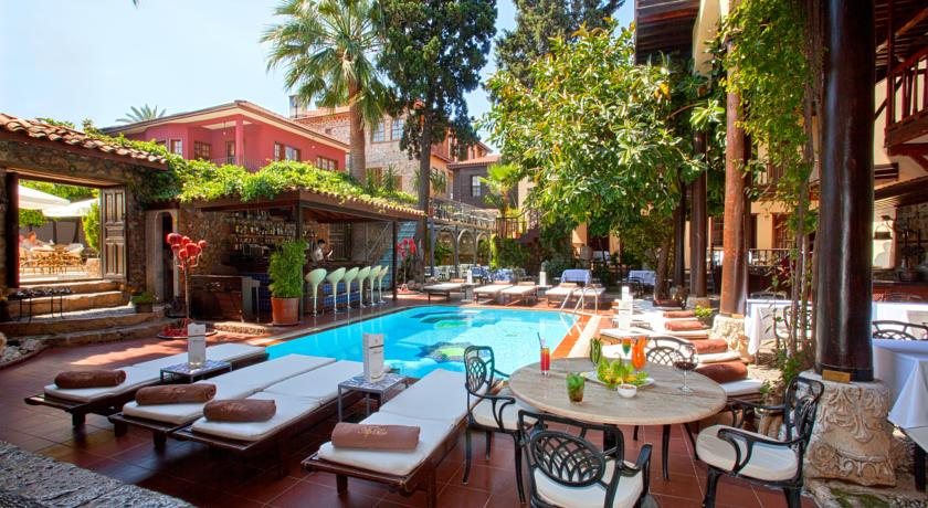 Antalya / Alp Paşa Hotel