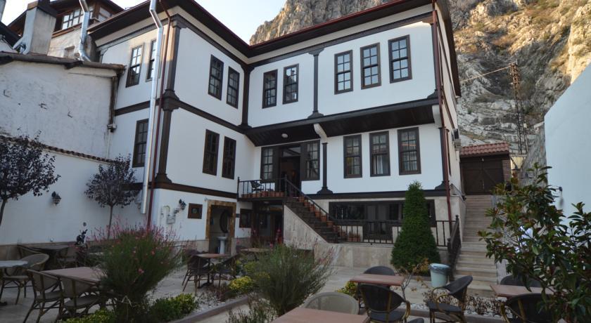 Amasya / Uluhan Hotel