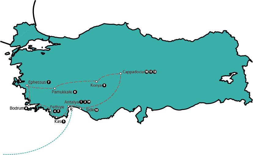 FDT9 Antalya / Antalya